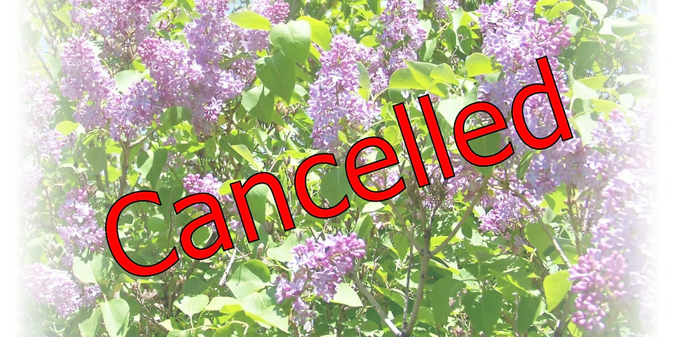 April, 2020 Meeting - CANCELLED