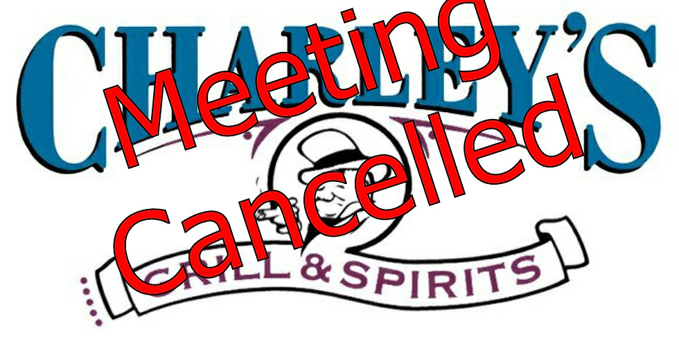 CANCELLED - Nov 2020 COVID Compliant Meeting