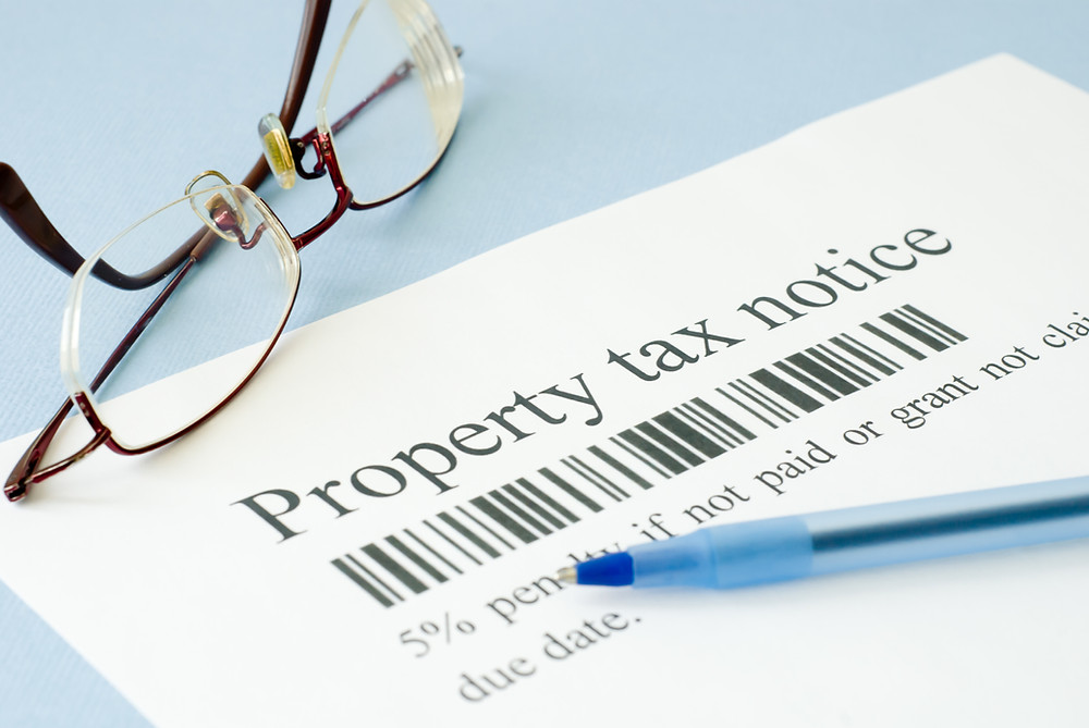 Property taxes CRE savings