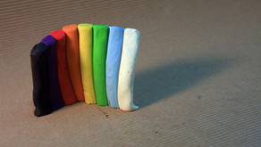 Rainbows for Peace and Comfort