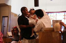 RYLEE Baptism