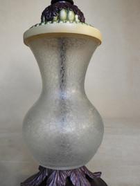 Crackled Vase