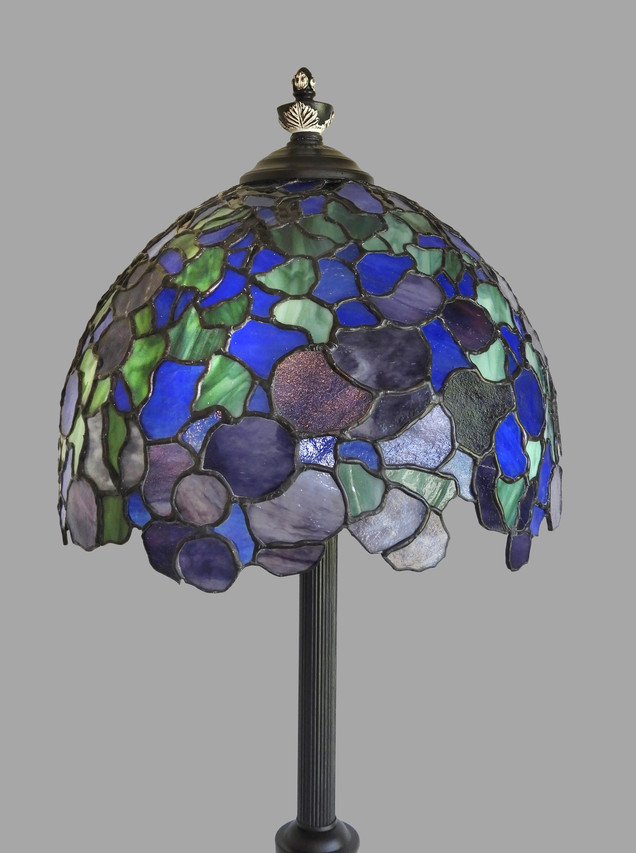 Thestained glass dome