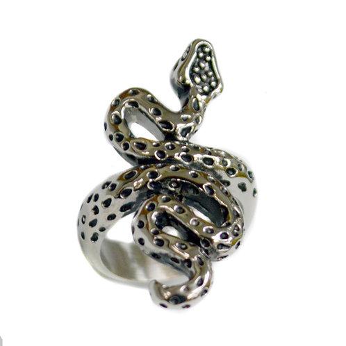 Snake Ring Stainless Steel  81-1212