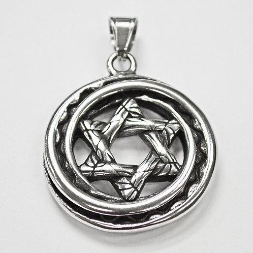 Star of David Pendant