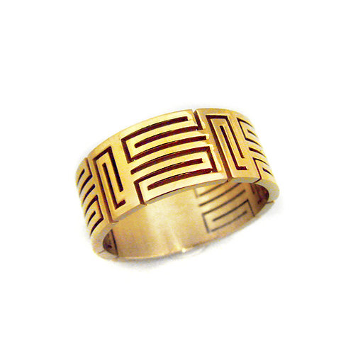 STAINLESS STEEL RING  81-613