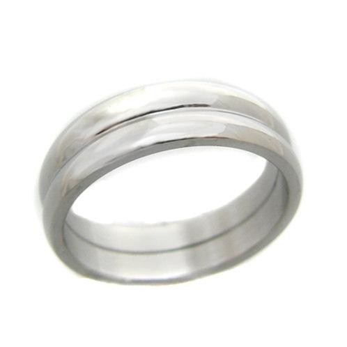 STAINLESS STEEL RINGS (6mm) 81-314