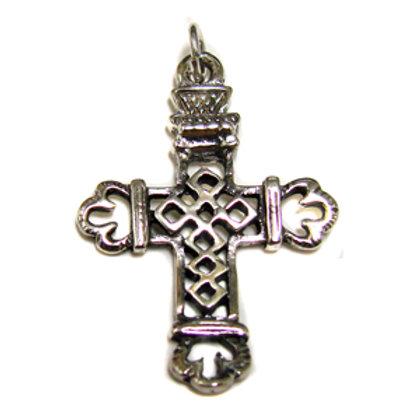Celtic Cross Pendant Sterling Silver 561150