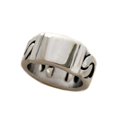STAINLESS STEEL RING 81-1178