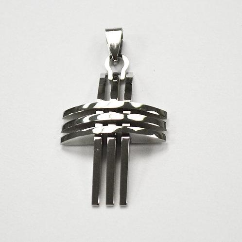 Cross Stainless Steel Pendant 86-991L