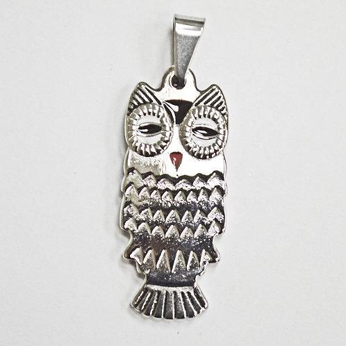 Owl Pendant 86-2066