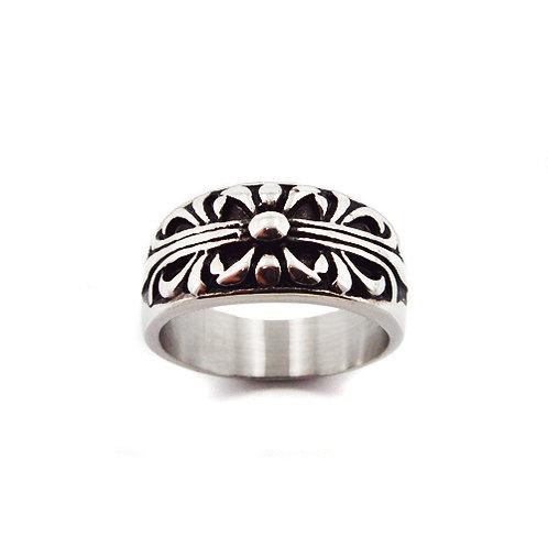 Fleur De Lis Ring (11mm) 81-906