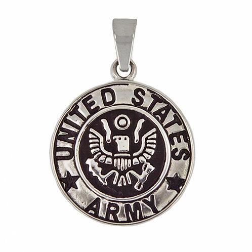 US Army Medallion Pendant 86-865S