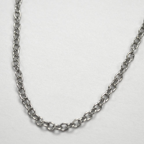 2x3mm Oval Rolo Chain 85-214-3
