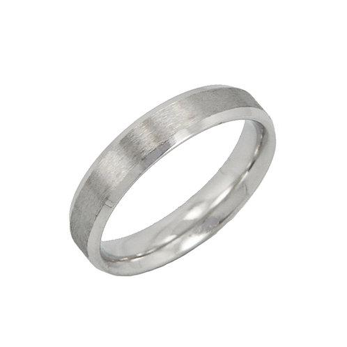 Matte Finished Ring (4mm) 81-840-4