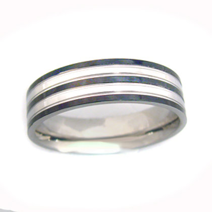 STAINLESS STEEL RING 81-530