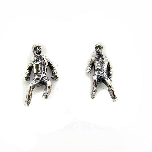 Sterling Silver Stud Earring 535117