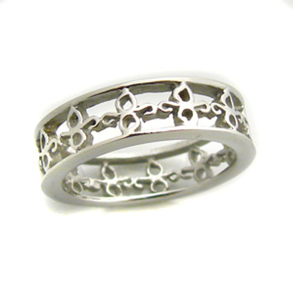STAINLESS STEEL RING 81-493