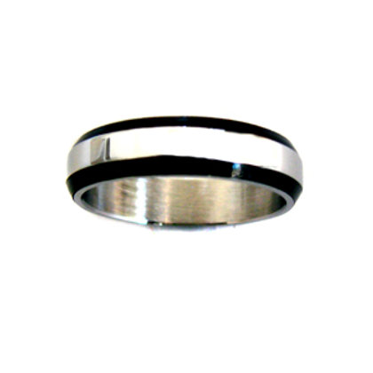 STAINLESS STEEL RING (5mm) 81-344