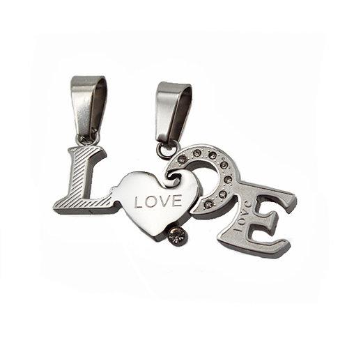 LOVE Pendant 86-1241