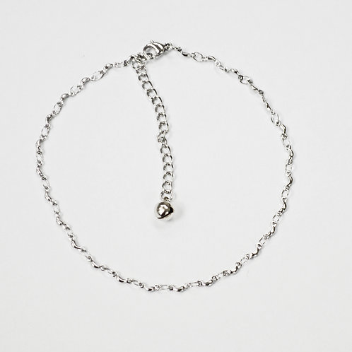Stainless Steel Anklet 82-197