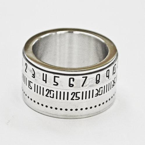 RULER NUMBER RING (14mm) 81-1304