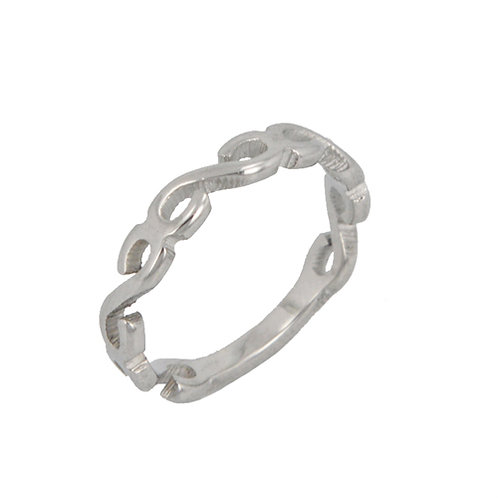 STAINLESS STEEL RING  81-1095