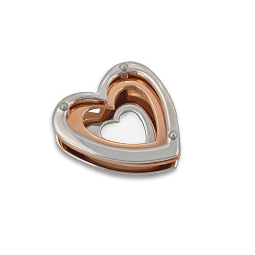 Heart Stainless Steel Pendant 86X-112R