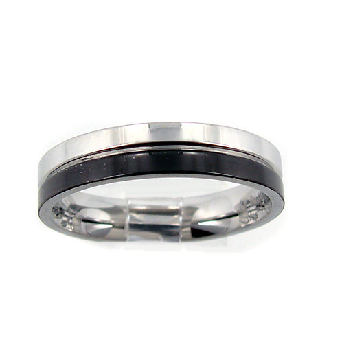 STAINLESS STEEL RING (4mm) 81-565