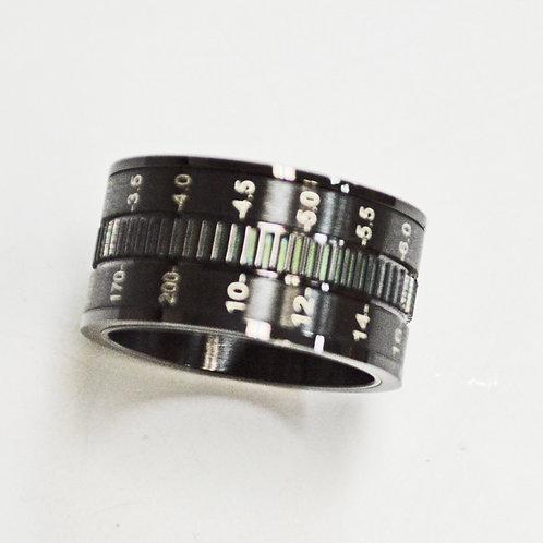 SPINNER Black Plated RING (12mm) 81-1188