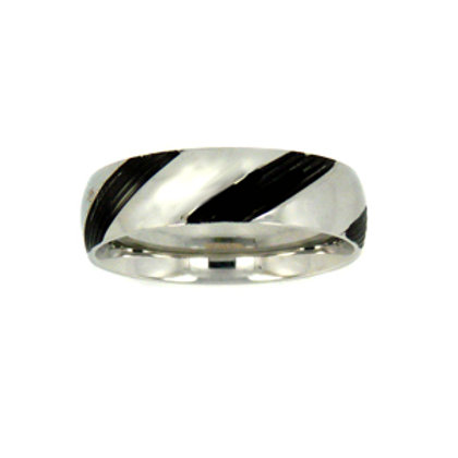 STAINLESS STEEL RING (6mm) 81-320