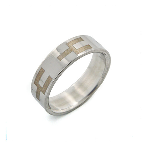 STAINLESS STEEL RING 81-841