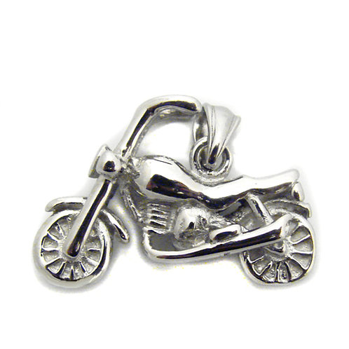 Motorcycle Pendant (28x18mm)