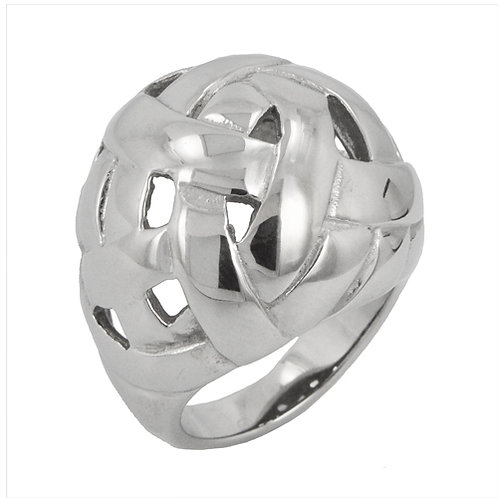 CUT OUT DOME RING (24mm) 81-671