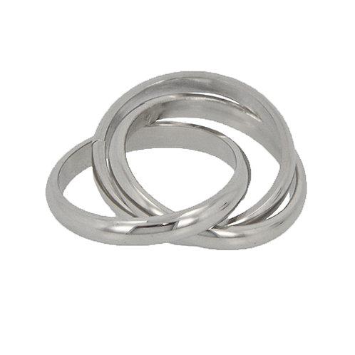 TRIPLE BAND RINGS (3mm) 81-262
