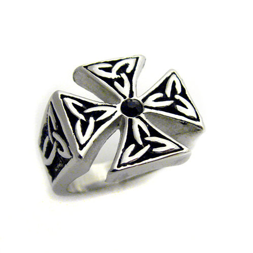 4 Way Cross Ring (18x20mm) 81-795
