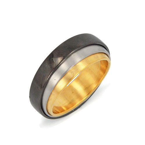 TRI COLOR RING 81-1075