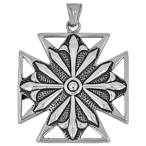 Maltese Cross Pendant 86-1811