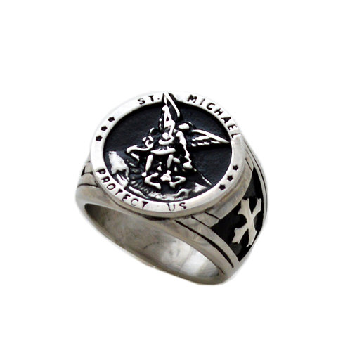St Michael the Archangel Ring 81-1174