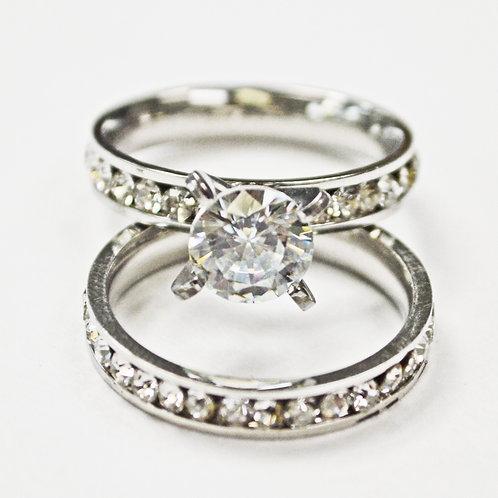 WEDDING SET RING 81-1199