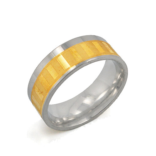 Stainless Steel Ring 81-937