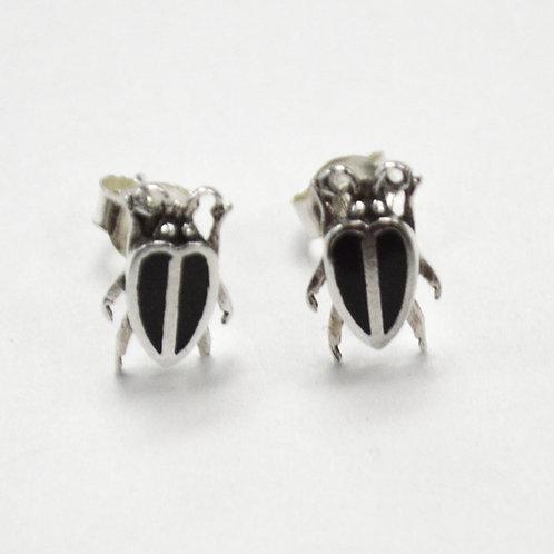 Bug Sterling Silver Stud Earring 535244