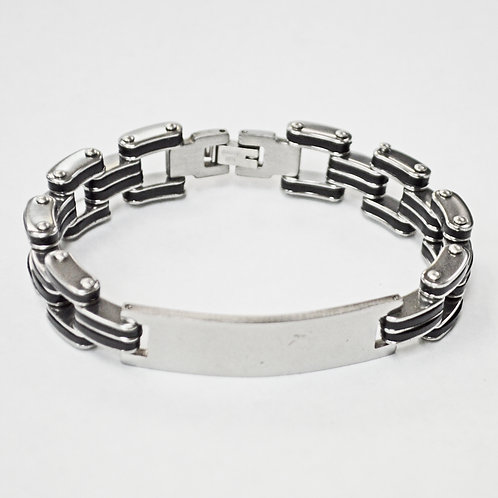 STAINLESS STEEL BRACELET 84-1778