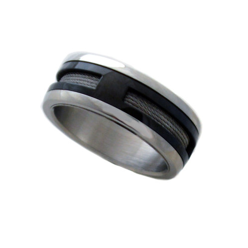 STAINLESS STEEL RING 81-1189