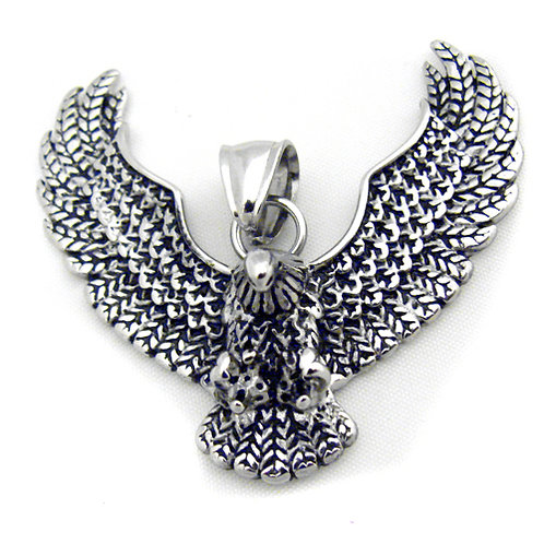 Eagle Pendant Stainless Steel 86-899S