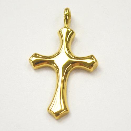Cross Gold IP Plated  Pendant 86-2068G