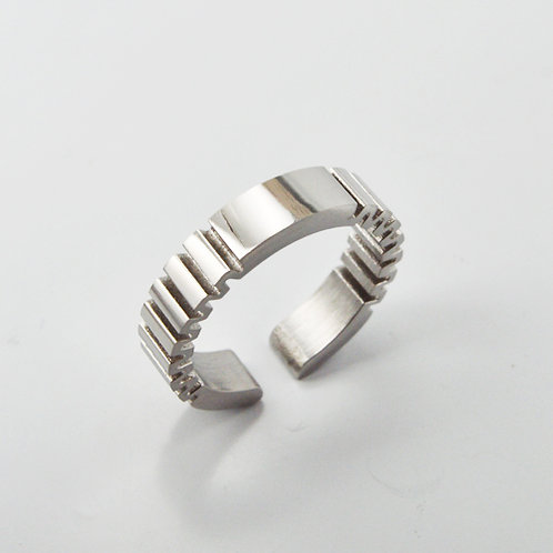 Stainless Steel Ring (5mm) 81-976