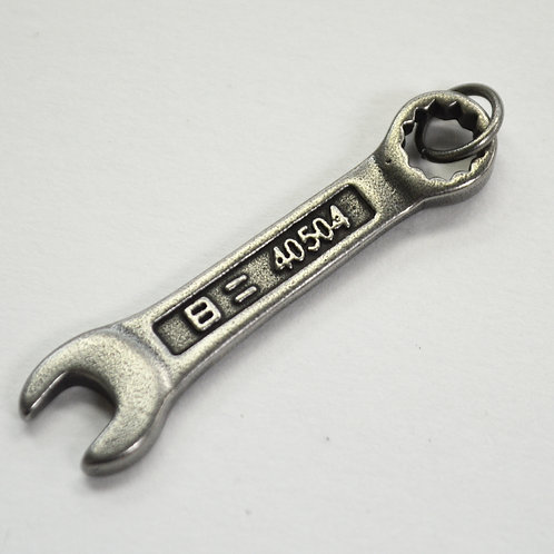 Wrench Stainless Steel Pendant 86-2275