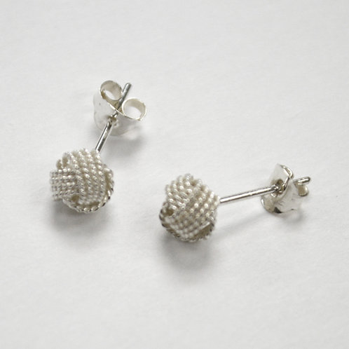Knot Stud Earring 535184