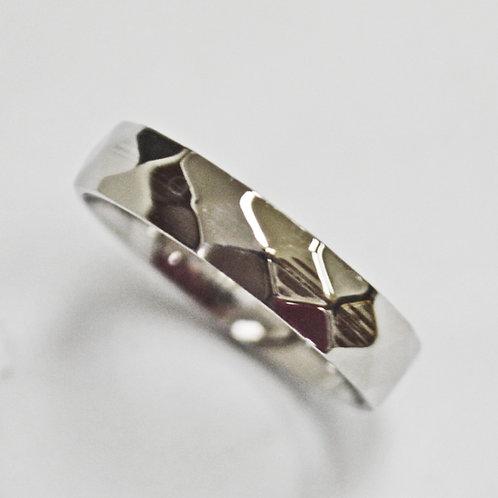 Diamond Cut Ring (4mm) 81-1321S-4